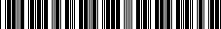 Barcode for 9E5Z13405A