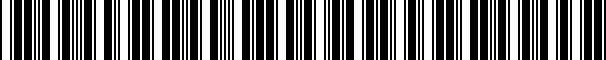 Barcode for 9N7Z54519A70BD