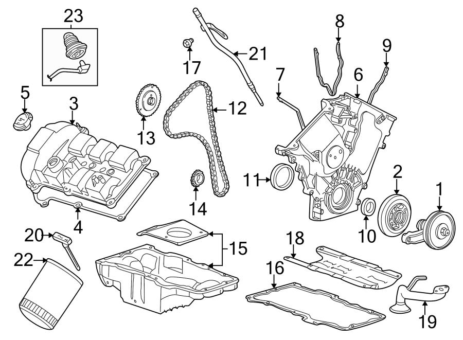 1f1z6a312aa ford engine crankshaft pulley 3 0 liter. Black Bedroom Furniture Sets. Home Design Ideas