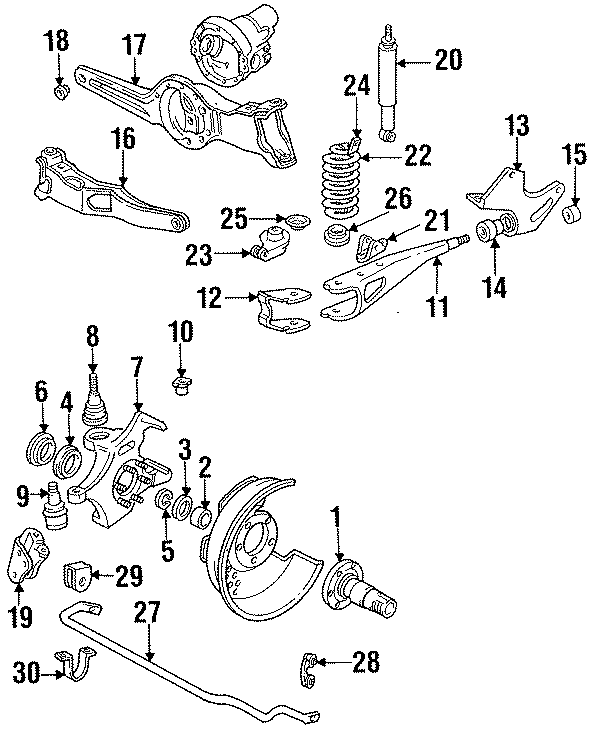 Diagram  2000 F250 Front Axle Diagram Full Version Hd Quality Axle Diagram