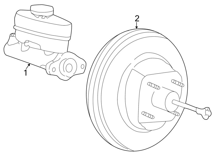 ford f-150 brake master cylinder  cab  control  cruise