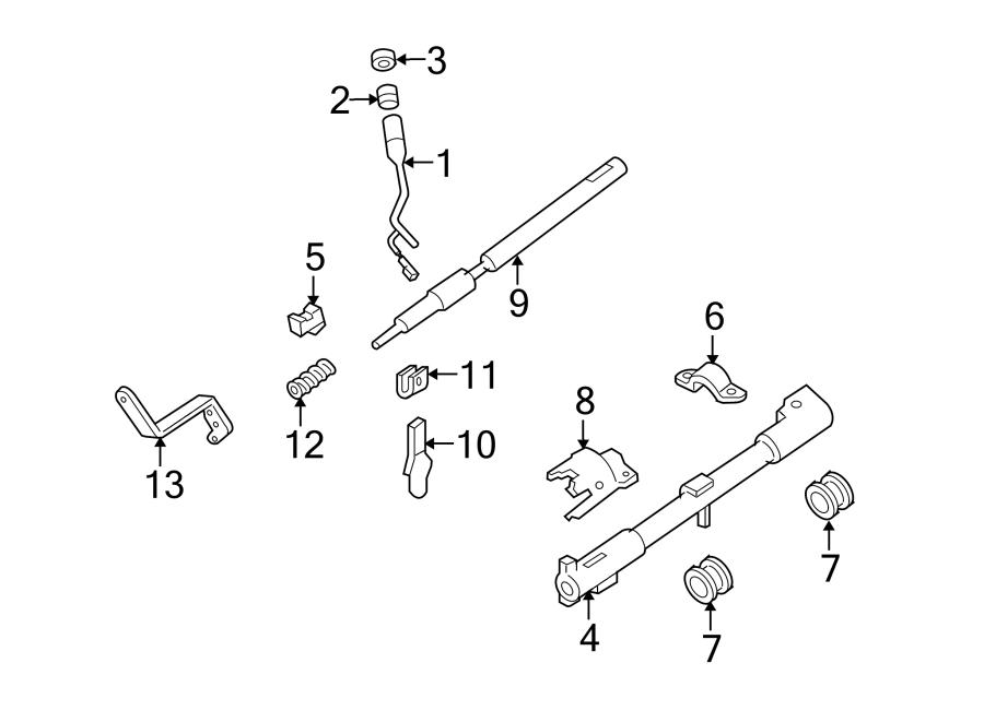7c2z7c130a - Ford Damper Assembly