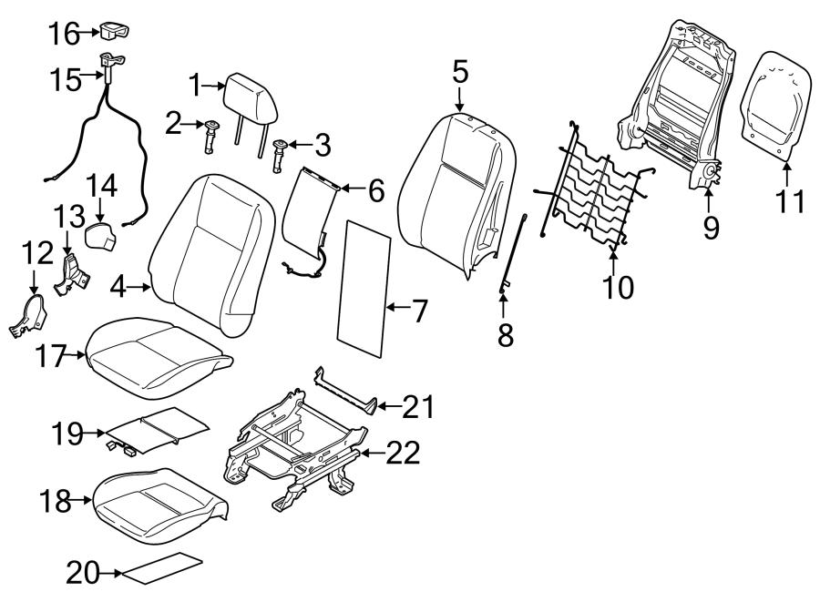 Ford Transit Connect Frame Diagram