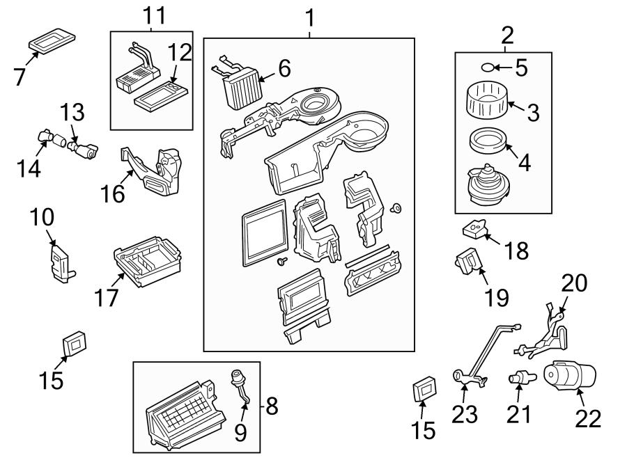 diagram  2008 ford explorer heating diagram full version