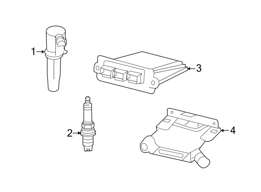 AZFS32FE - Ford Spark Plug. 2.0 liter. 2.0 liter DOHC. 2.0 ...
