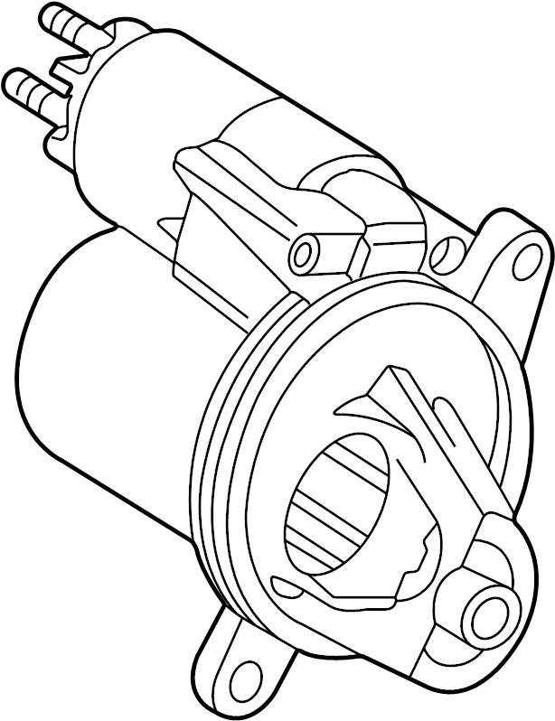 F81z11002aarm Ford Starter Starter Motor Asy Lakeland