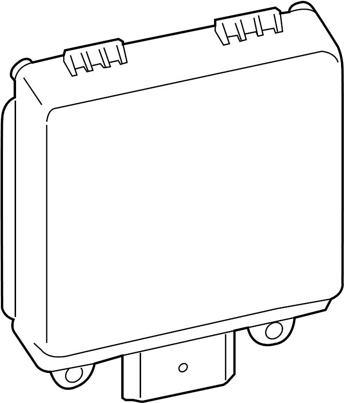 ford edge blind spot detection system warning sensor