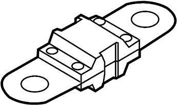 2s6z14526fa Ford Fuse Breaker Circuit Amp Mega