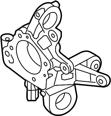 Ford Flex Kit Bushing Repair Ag1z5b758b Lakeland