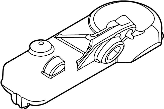 ford fusion tire pressure monitoring system sensor  tpms  kit