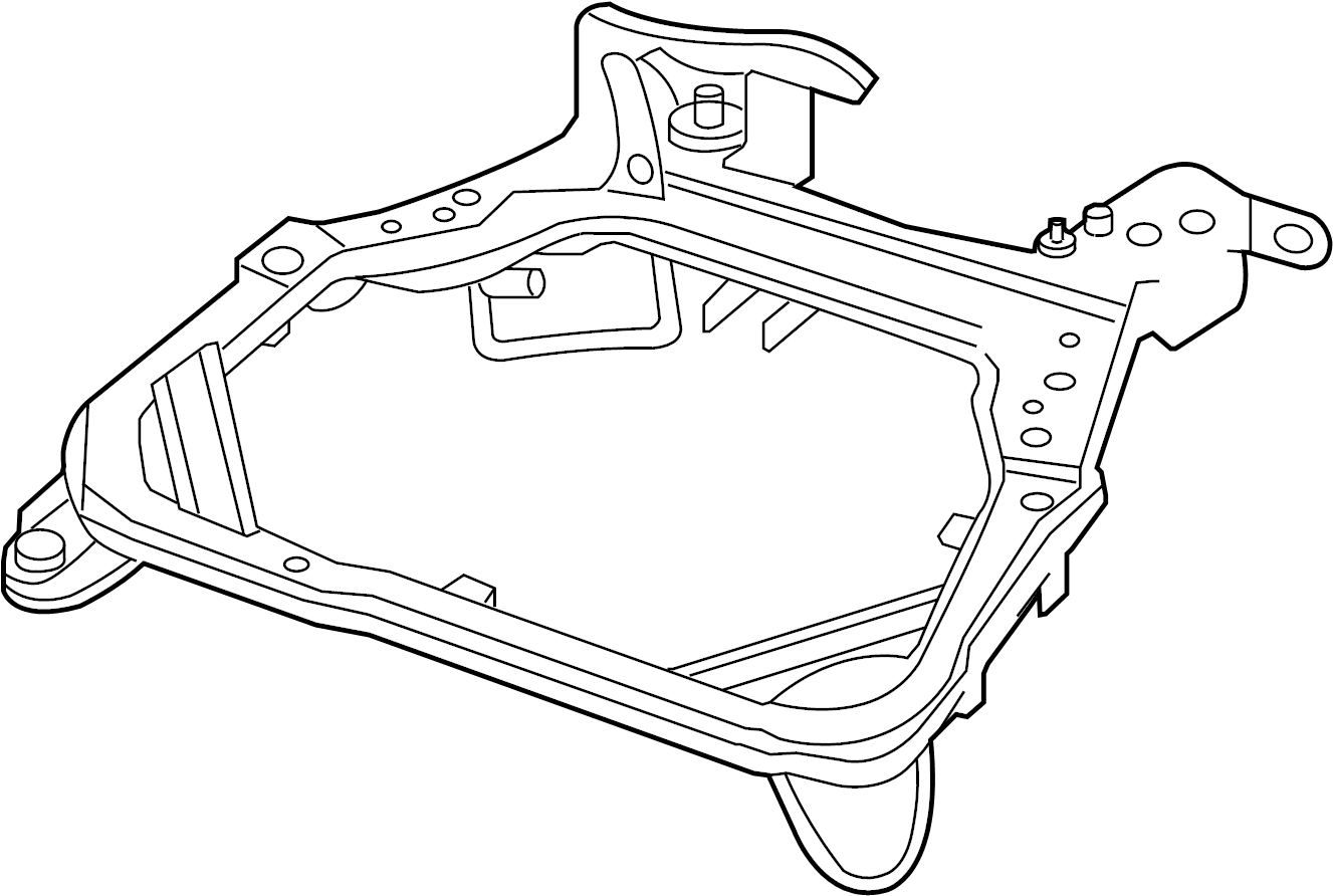 Ford Fusion Engine Cradle  2006