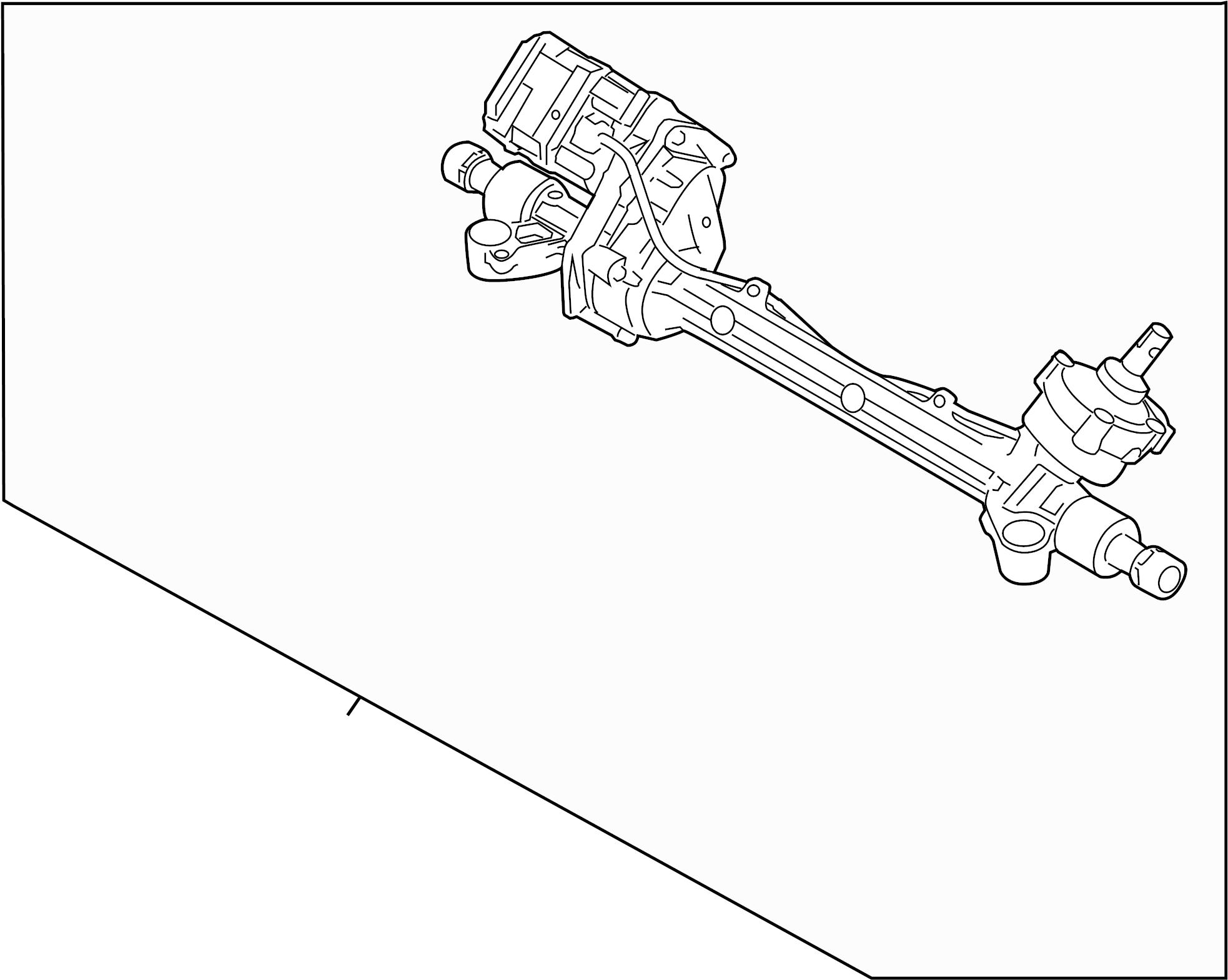 ford fusion gear assy  gear asy