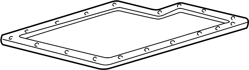 Ford F-150 Gasket. Pan. Transmission. Automatic. Filter. 5 ...