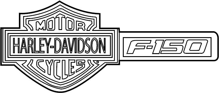 Ford F-150 Tailgate Emblem