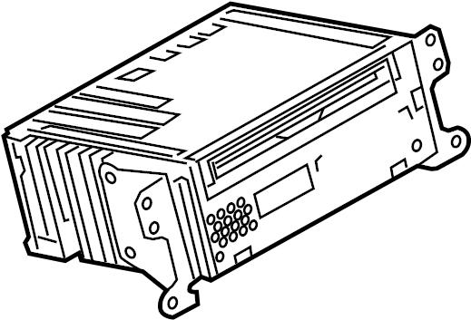 dl3z18c869ca  fm radio  radio control unit  receiver  winterface  whd  wsatellite