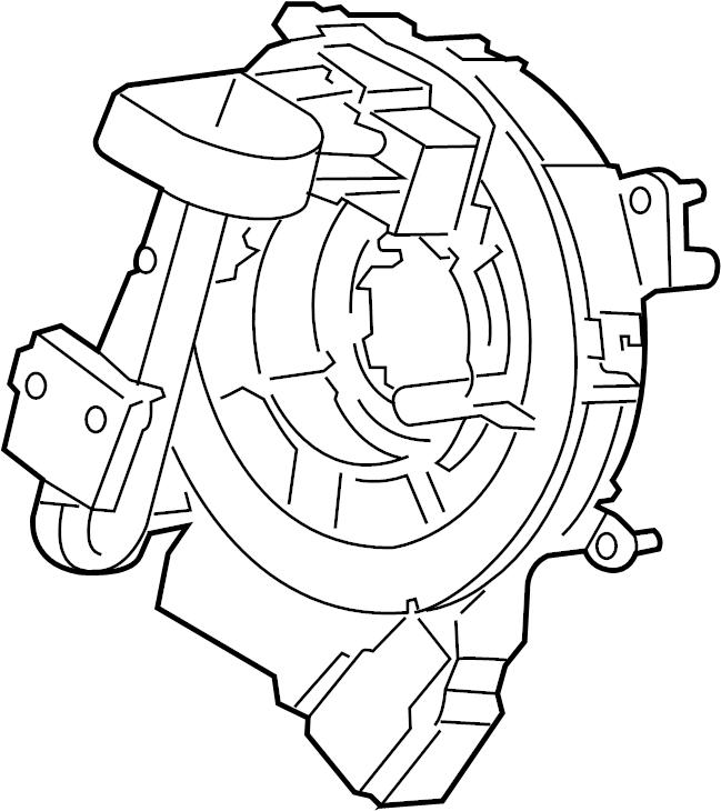 Ford F-150 Air Bag Clockspring. MODULES, SENSORS, Power ...