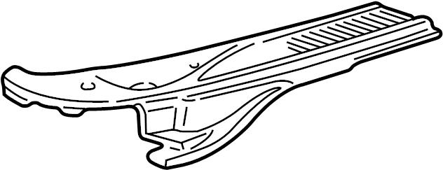 ford f 250 cab body parts diagram