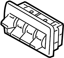 2013    Ford       F   150 Switch    Turn    Combination Signal Rain