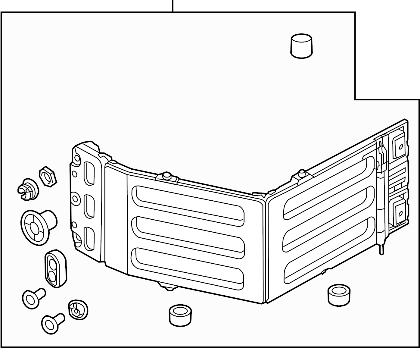 ford f-250 super duty bed extender  extender