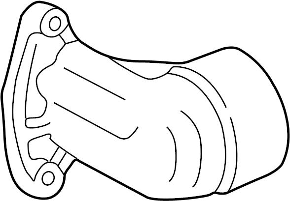 f81z6881ba - ford adaptor