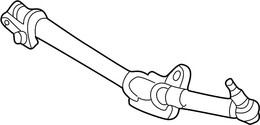 ford f-250 super duty steering drag link