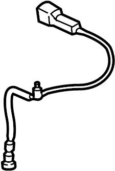 2015 Ford Transit 150 Sensor Nox Trap Temperature