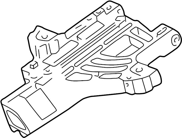 2002 ford f-250 super duty steering column tube  heritage