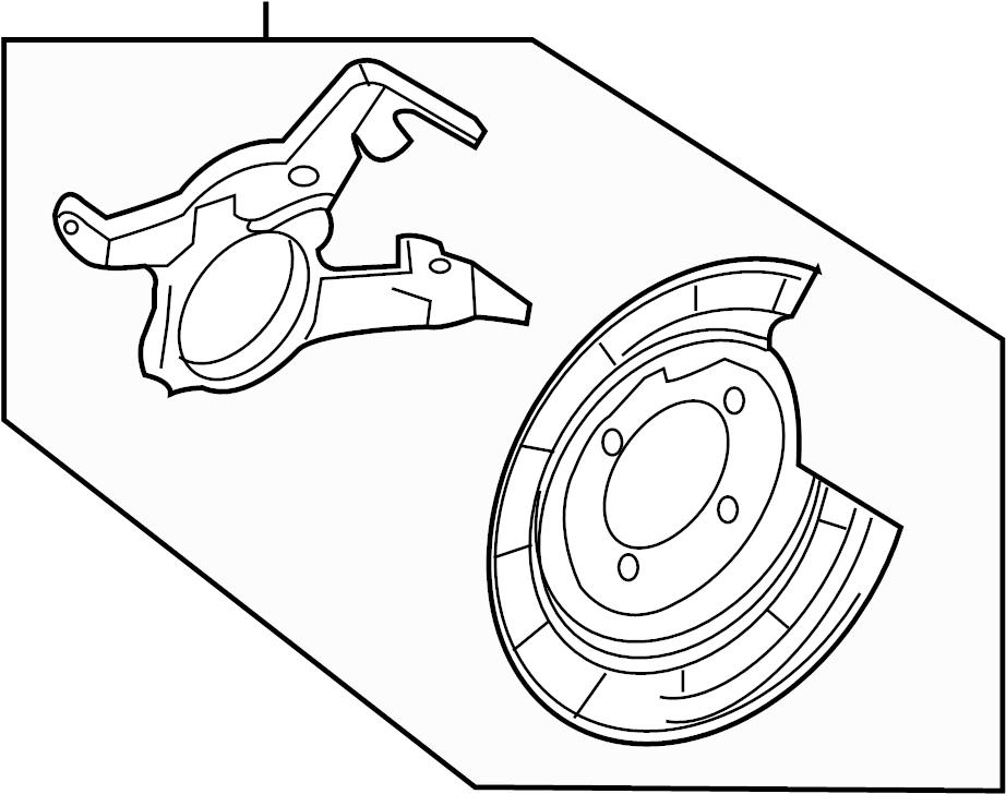 ford rear caliper diagram html