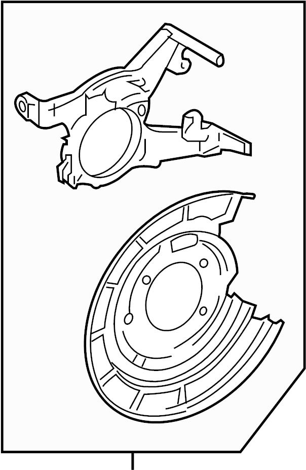 2004 ford f-250 super duty disc brake caliper bracket  wheel  drive  brakes