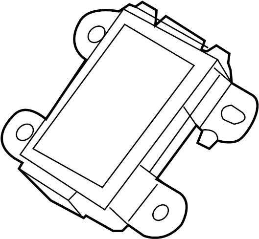ford explorer immobilizer  ignition  receiver  keyless