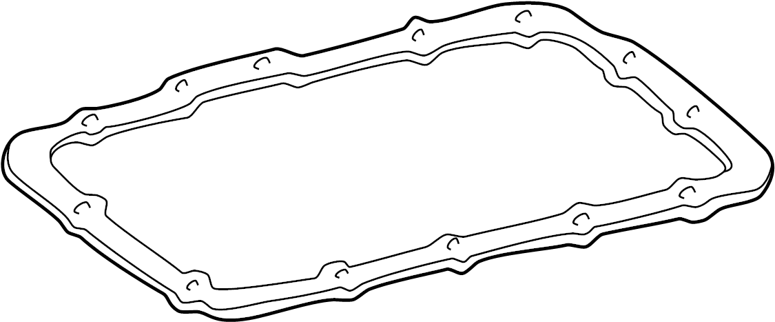 ford explorer automatic transmission oil pan gasket  gasket  pan  transmission