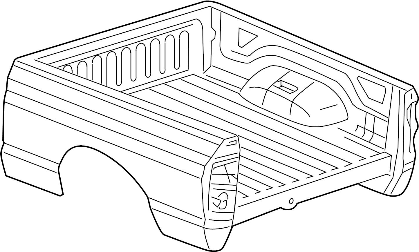 ford f single rear wheels  w  o flex step  w  o